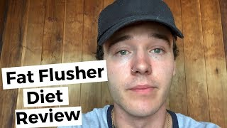 ????My Real Fat Flusher Diet Review 2020???? ????My results And side effects ???????? WATCH BEFORE B