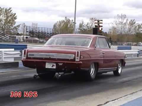 1966 Nova SS - 8 second street car