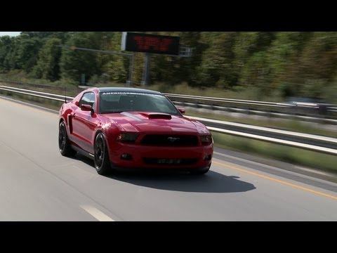 2010-2014 Mustang V6 Appearance Pack - AmericanMuscle Bolt-On Build-Ups