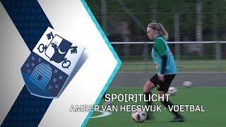 Spo[r]tlicht: Amber van Heeswijk - voetbal - 20 april 2019 - Peel en Maas TV Venray