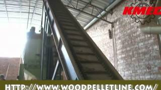 The Pellet Mill BMW, Pellet Mill Plant, Wood pellet line