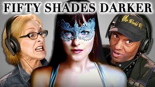 ELDERS REACT TO (AND READ FROM) FIFTY SHADES DARKER MOVIE TRAILER
