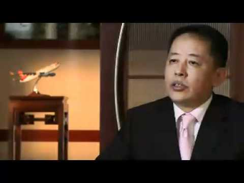 Chen Ming, Chairman Of The Board, Hainan Airlines Company Limited