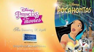 Princess at The Movies Pocahontas 17.04.2016