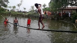 সাকু পারাপার   জনসাধারণের বিনোদন  Public Entertainment