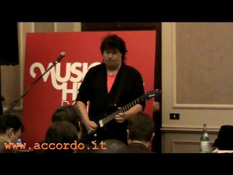 Timo Tolkki - Music Italy Show Preview