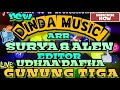 NEW DINDA MUSIC GUNUNG TIGA 01