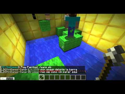 Server Parkour, Hot Potato, Hide and Seek minecraft pirata 1.6.2