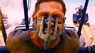 MAD MAX FURY ROAD - GAME MOVIE HD ( ALL CINEMATICS AND CUTSCENES )
