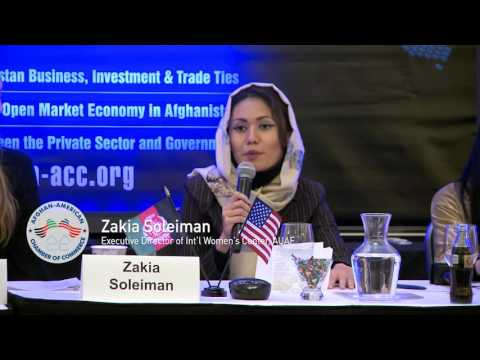 11th BMC-2015 | Panel 3: Women in the Economy | Wed., Dec. 9, 2015