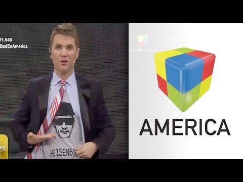 """Del Moro: """"Heisenberg está llegando a la pantalla de América"""""""