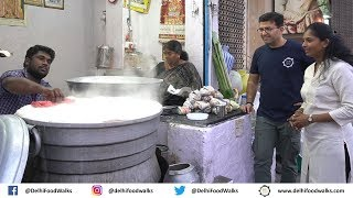 MADURAI Food Tour - Idiyappam (Rice Noodle) - Ragi (Finger Millet) Puttu