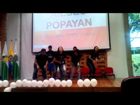 NPM 2014 Colombia - @Popayan Roll Call