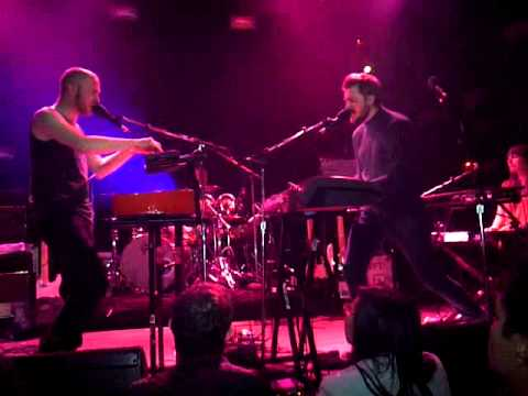 Wild Beasts live @ Mod Club, &quot;Albatross&quot;