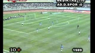 Beşiktaş-Adanademirspor 89-90 Sezonu