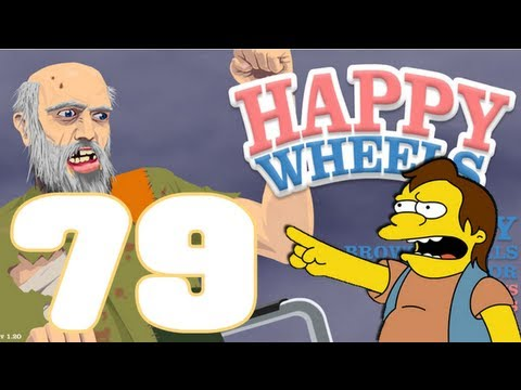 HAPPY WHEELS: Episodio 79