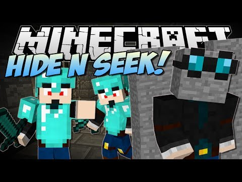 Minecraft   HIDE N SEEK : REVISITED! (2 Brand New Maps & More Blocks!)   Minigame