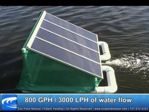 Epr Solar Pump Youtube