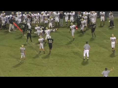 K Bobb's 2009 football highlights Video