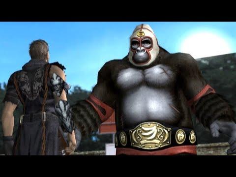 God Hand (PS2) All Bosses (No Damage) thumbnail