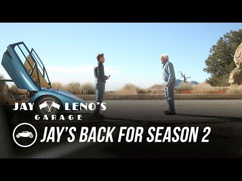 Jay's Back for Season 2 on CNBC - Jay Leno's Garage
