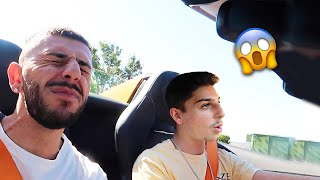 FaZe Rug almost SCRATCHED MY BRAND NEW CAR...
