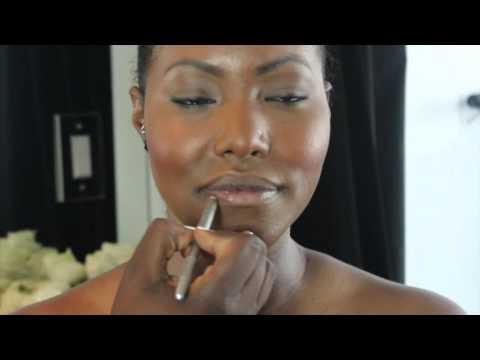MAKEUP FOR PASSPORT & LICENSE COLOR PHOTOS TUTORIAL (For Light & Dark Skin) | TracypMakeup