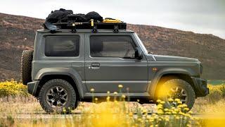 Suzuki Jimny Through The Mountains (2019)