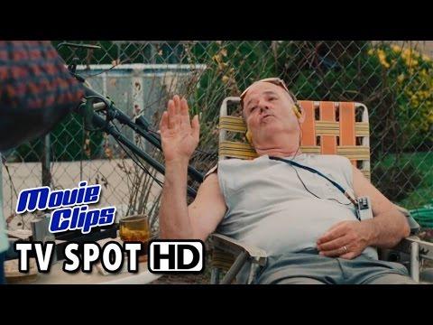 St. Vincent TV SPOT - Blessing (2014) - Bill Murray Comedy HD