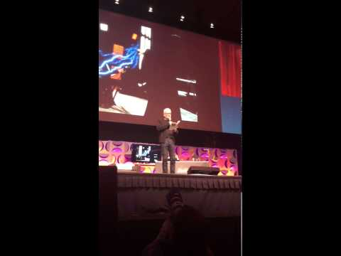 Ian McDiarmid reads Return of the Jedi Shakespeare with James Arnold Taylor at Celebration Anaheim