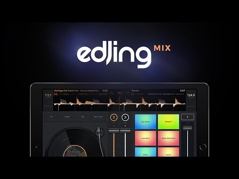 edjing Mix: DJ music mixer APK Cover