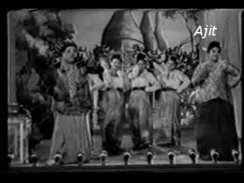 PATANGA - MERE PIYA GAYE RANGOON