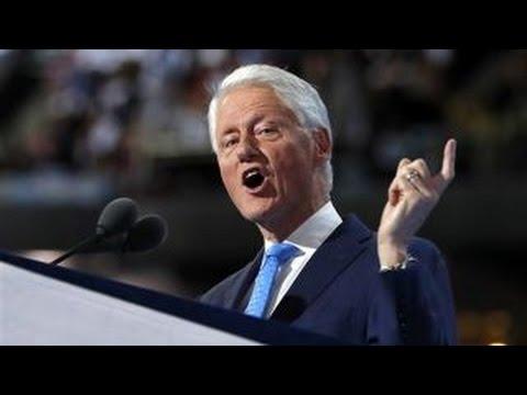 Did Bill Clinton's DNC speech help humanize Hillary?