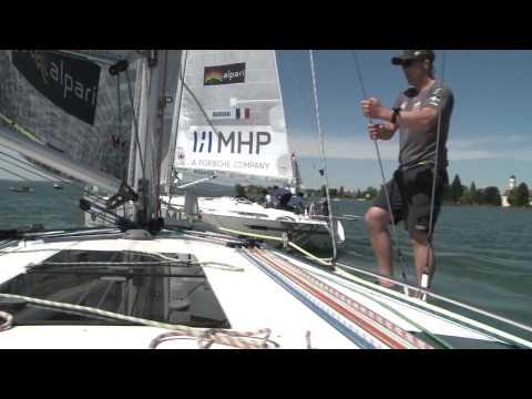 2013 Alpari MRG POD Qualifying Hansen v Morvan May 18