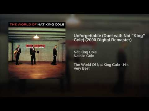 Unforgettable Duet with Nat King Cole 2000 Digital Remaster