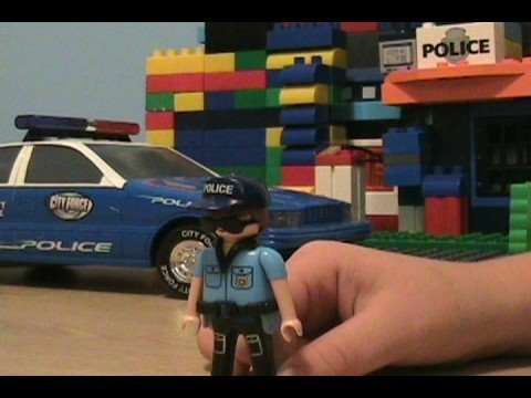 Police Officer Car Toy Toy Police Car Traffic Stop