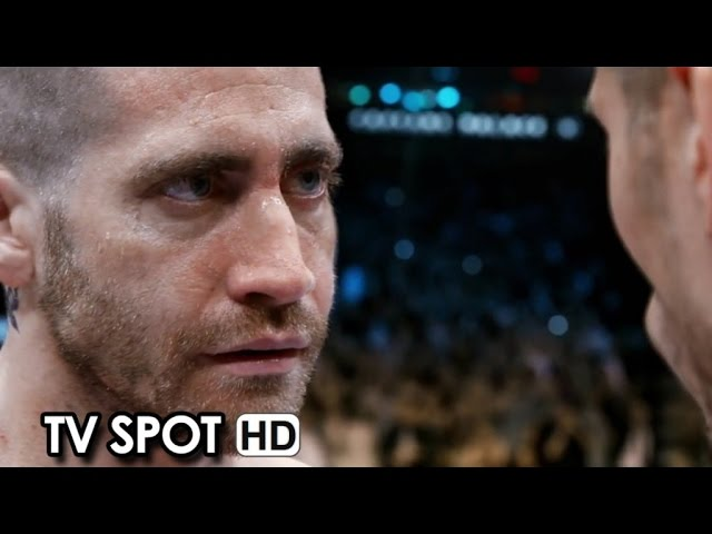 SOUTHPAW starring Jake Gyllenhaal - 'Pro Fighter' (2015) HD