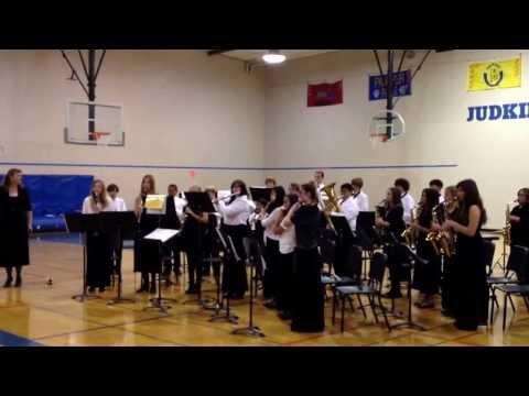 Walking In A Winter Wonderland-Judkins Middle School Band