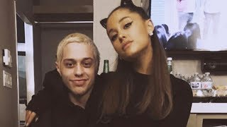"""Ariana Grande Reveals Pete Davidson Relationship Was An """"Amazing Distraction"""" After Mac Miller"""