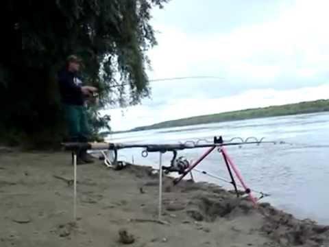 Рыбалка на Иртыше, Красноярка, Омская область (24.07.2014) Ловля Леща, Подлещика