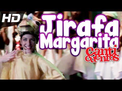 Musicreando Presenta Canticuentos La Jirafa Margarita Capitulo 14