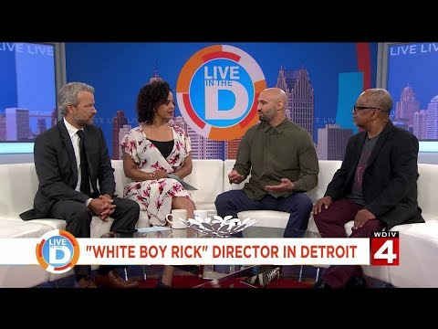 """Live In The D: """"White Boy Rick"""" Director In Detroit"""