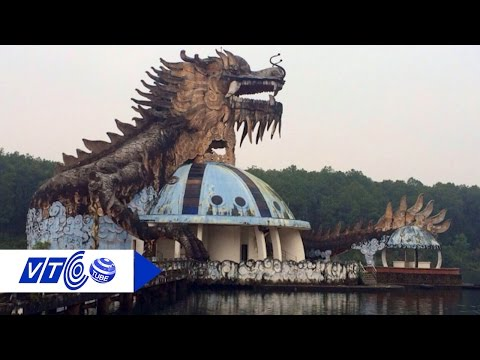 Công viên 'kinh dị' ở Huế bị thu hồi | VTC | công viên kinh dị ở huế