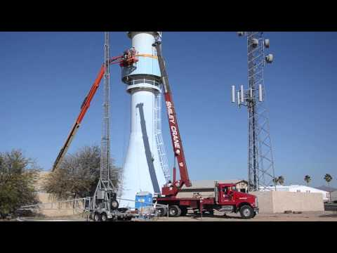 Radio Tower Work