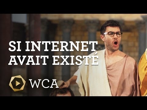 Web Comedy Awards - Si Internet avait existé
