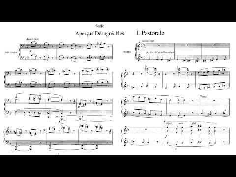 Download Erik Satie 1908 Aperus dsagrables rec Francis Poulenc 1950