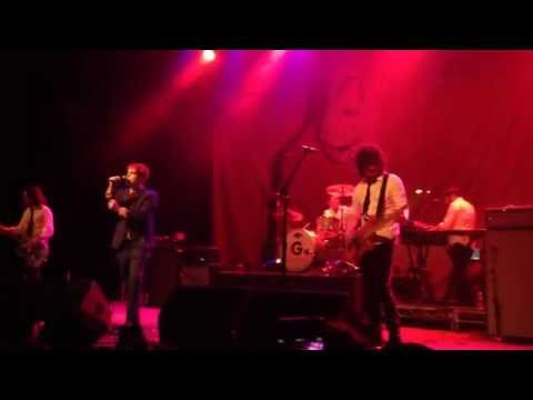 Gerard Way Live at the Fonda Theatre