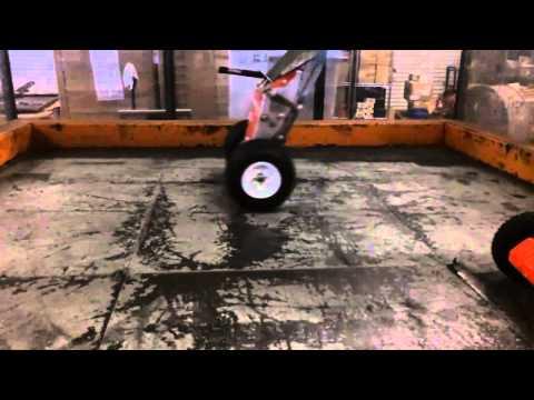 Polar Vortex: Self-righting test in slow motion