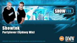 Showtek - Partylover (Sydney Mix) - Official Showtek video