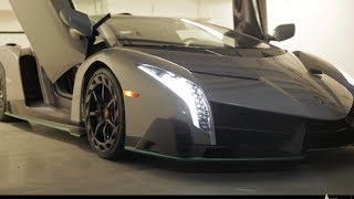 Lamborghini Veneno - 4 Million Dollar Car